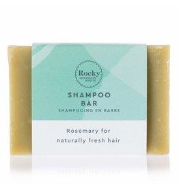 ROCKY MOUNTAIN SOAP CO. NATURAL SHAMPOO BAR WITH ROSEMARY