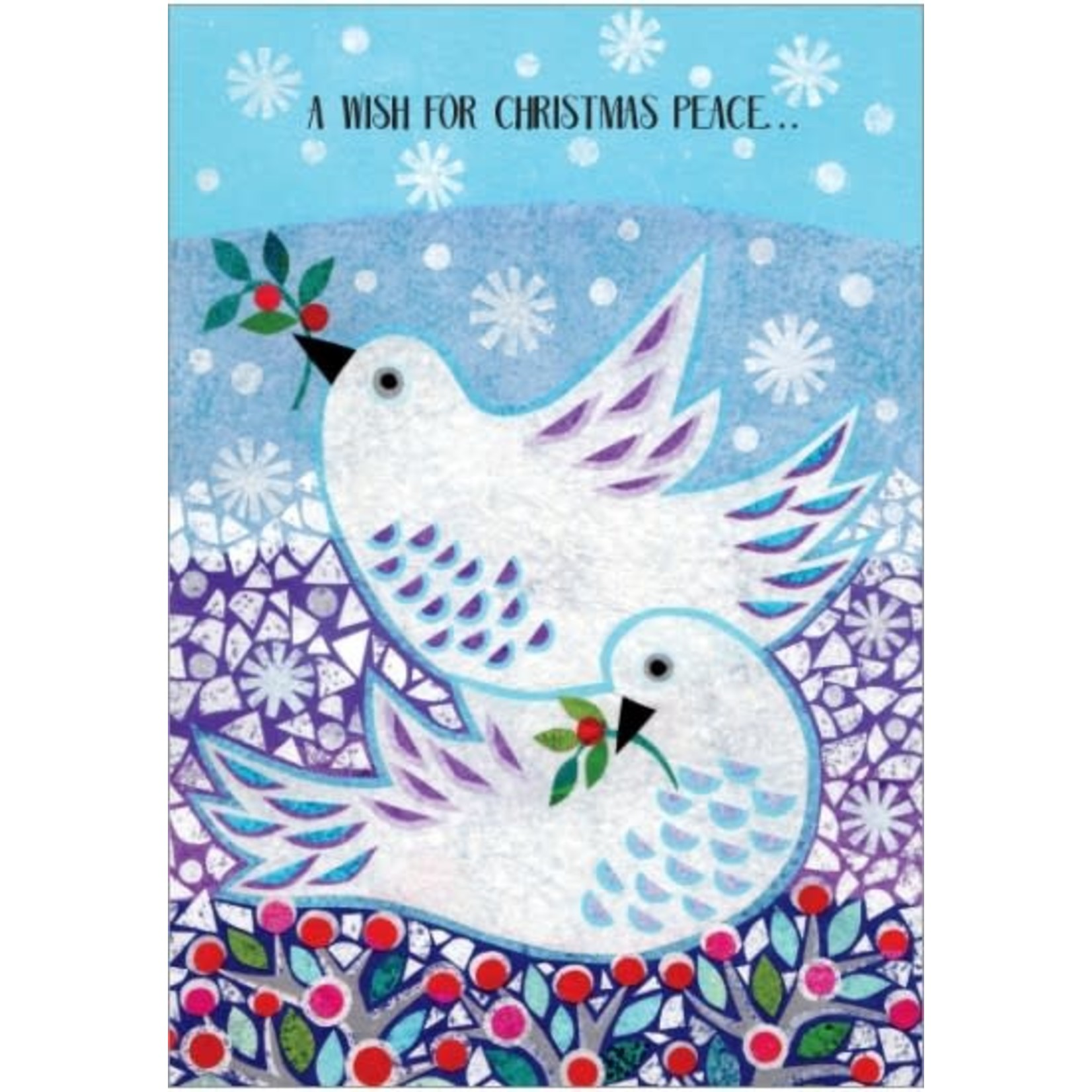 A WISH FOR PEACE CARD