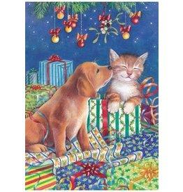 CHRISTMAS PETS CARD