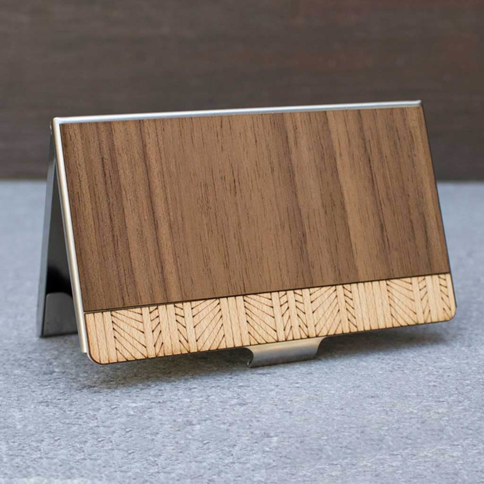 CARD CASE - LINES