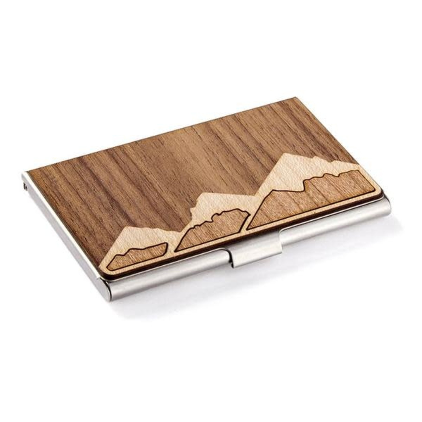 CARD CASE - MOUNTAINS