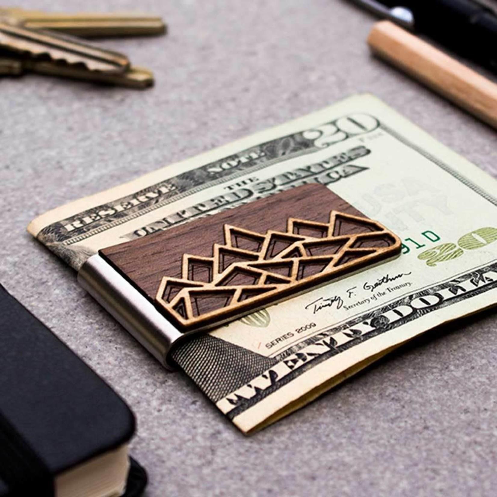 MONEY CLIP - MOUNTAINS