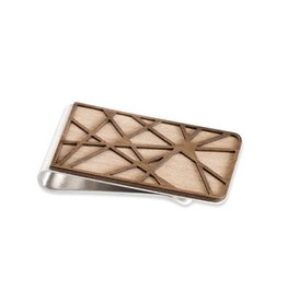 MONEY CLIP - GRID