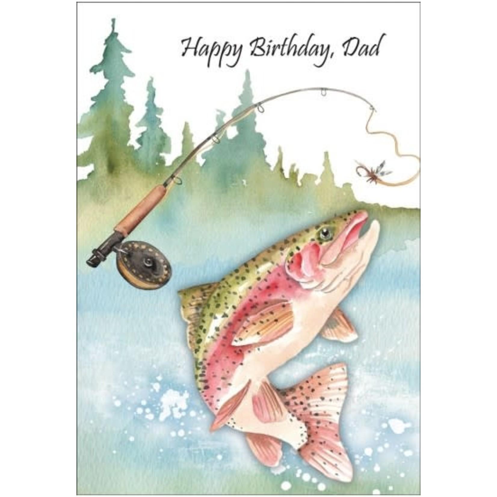 DAD BIRTHDAY CARD