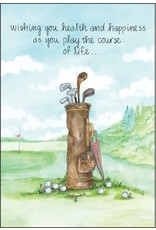 COURSE OF LIFE CARD