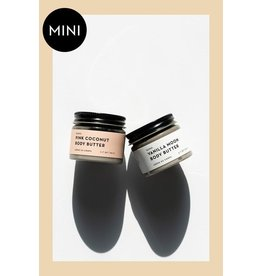 OM ORGANICS MINI WHIPPED BODY BUTTER (2 Scents)