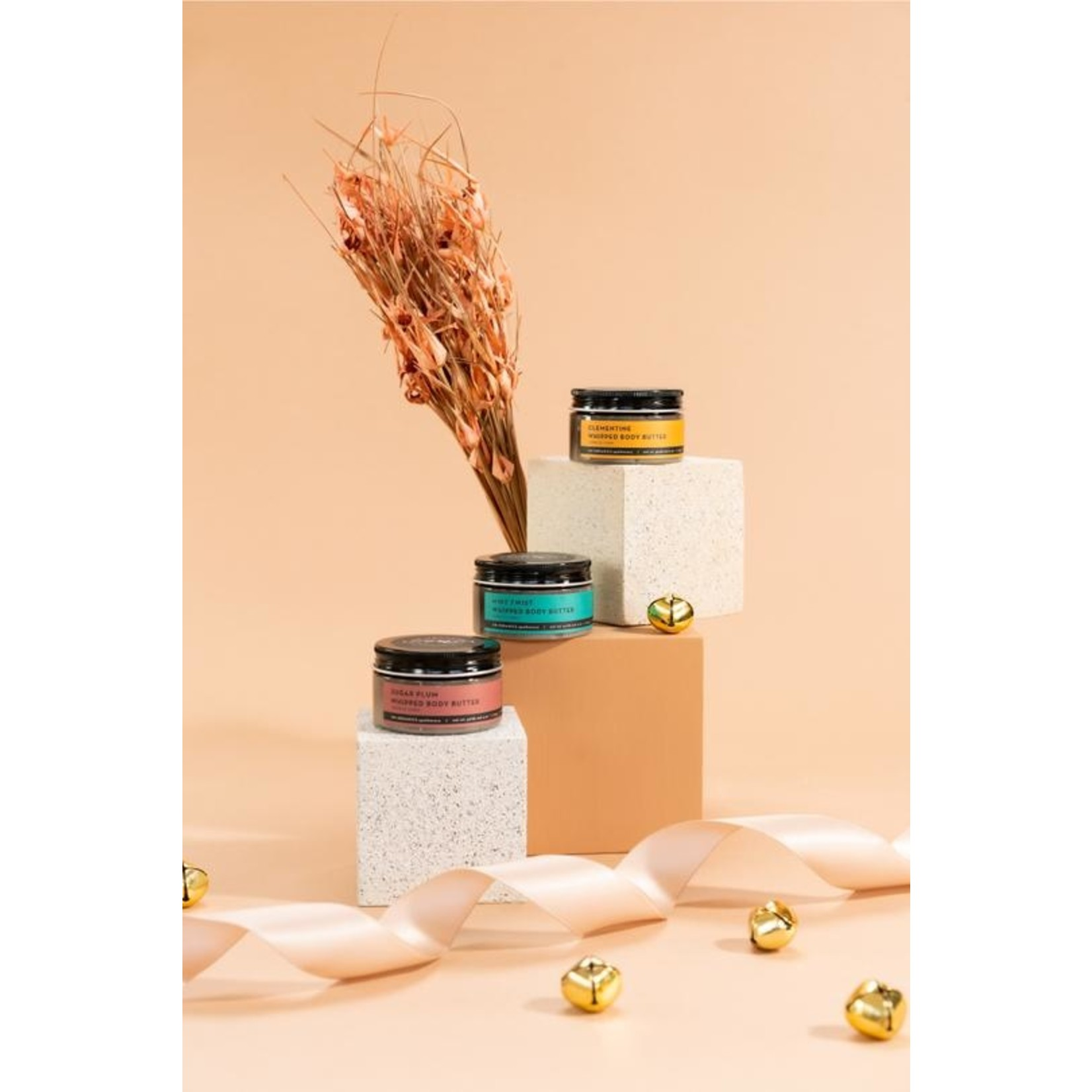 OM ORGANICS HOLIDAY WHIPPED BODY BUTTER