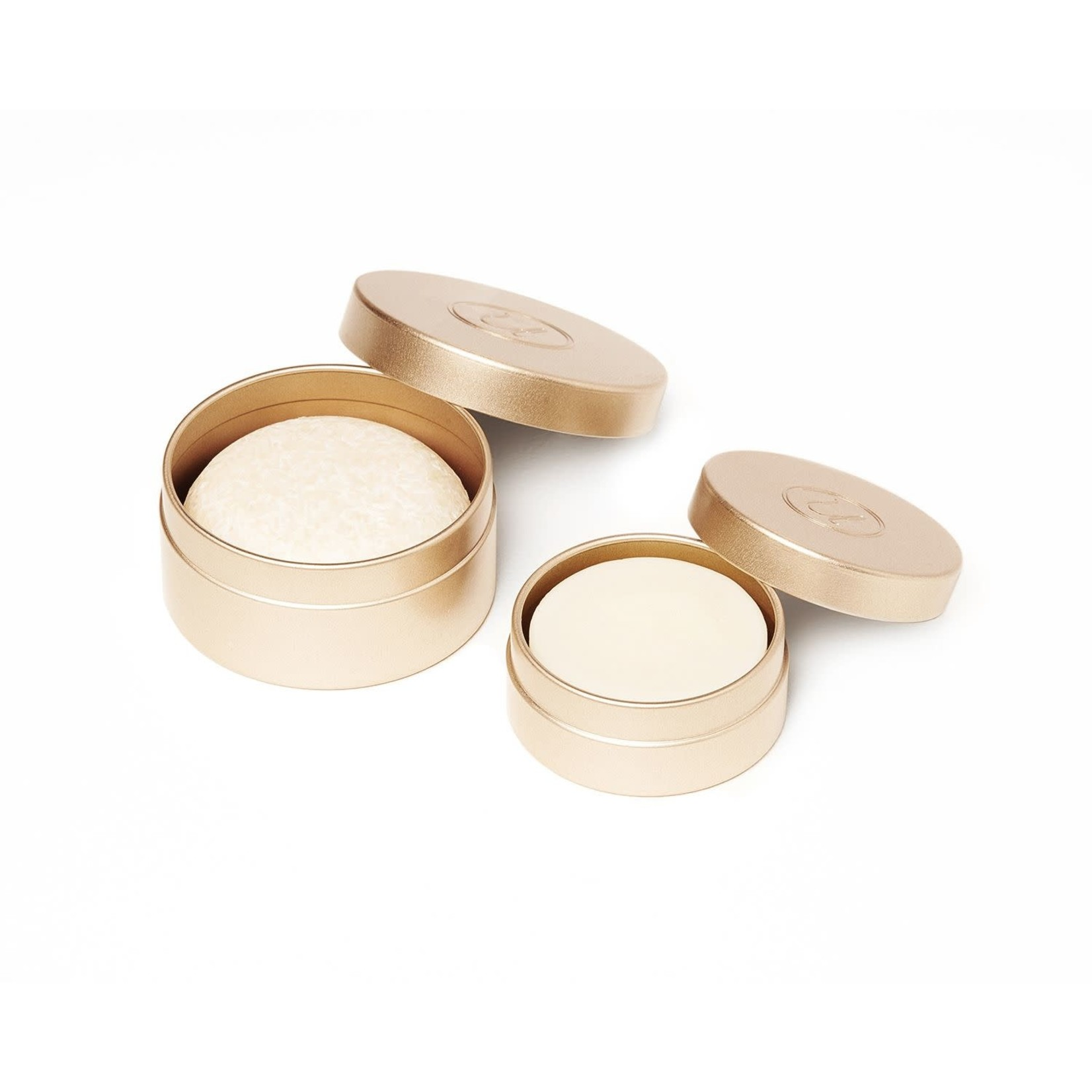 UNWRAPPED LIFE TRAVEL TINS (MATTE GOLD)