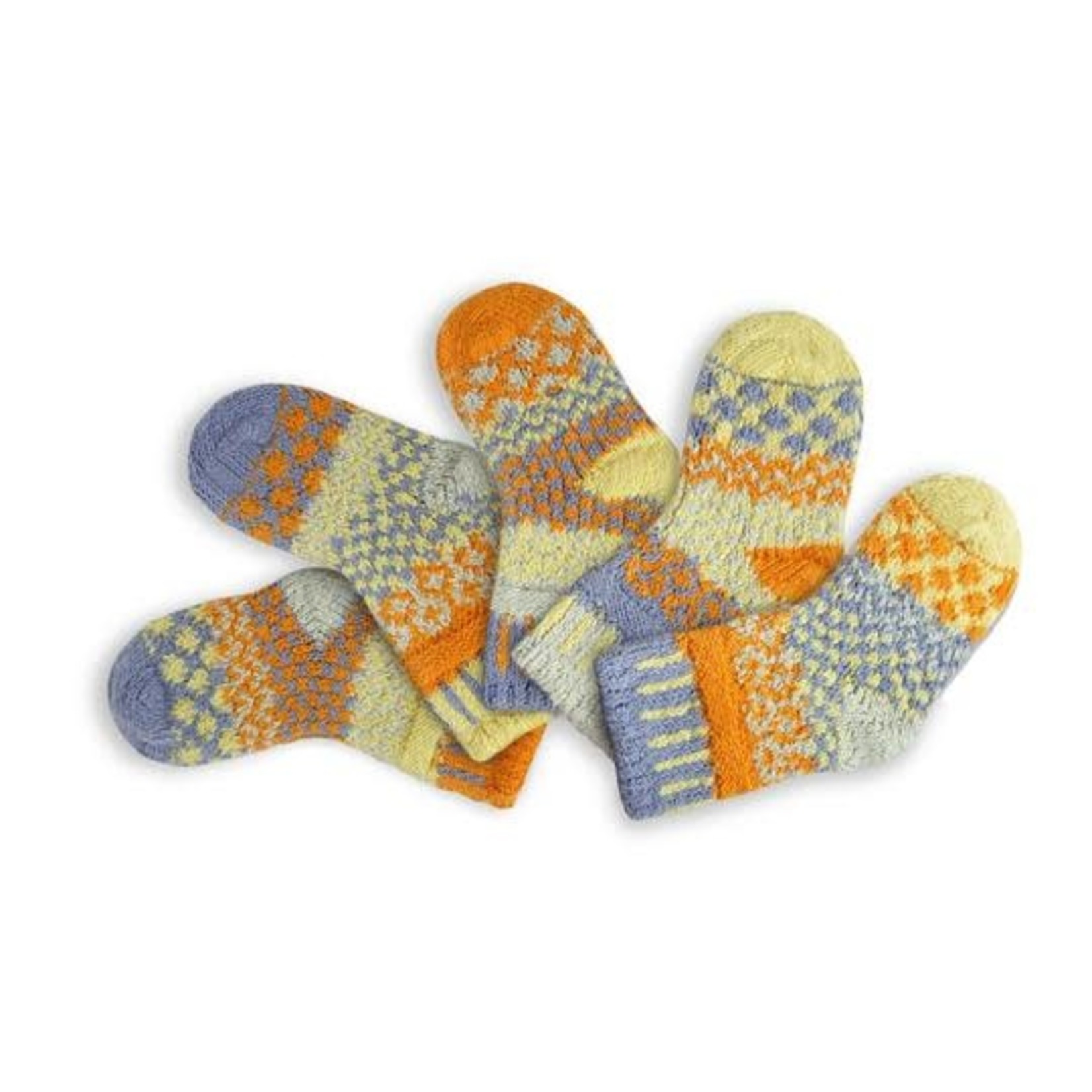 PUDDLE DUCK BABY SOCKS