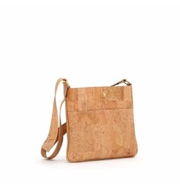 GEORGIA CORK CROSSBODY - NATURAL