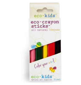ECO-CRAYON STICKS - 10 PACK
