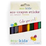 ECO-CRAYON STICKS - 20 PACK