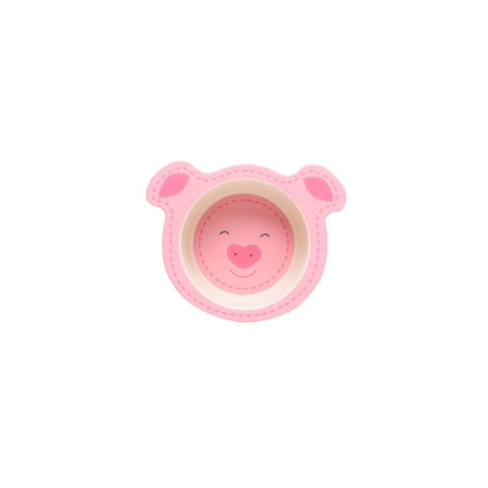 BAMBOOZLE HOME PENELOPE PIG BOWL