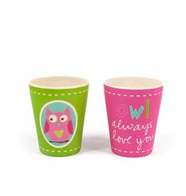 BAMBOOZLE OLIVIA OWL CUP (2 Options)