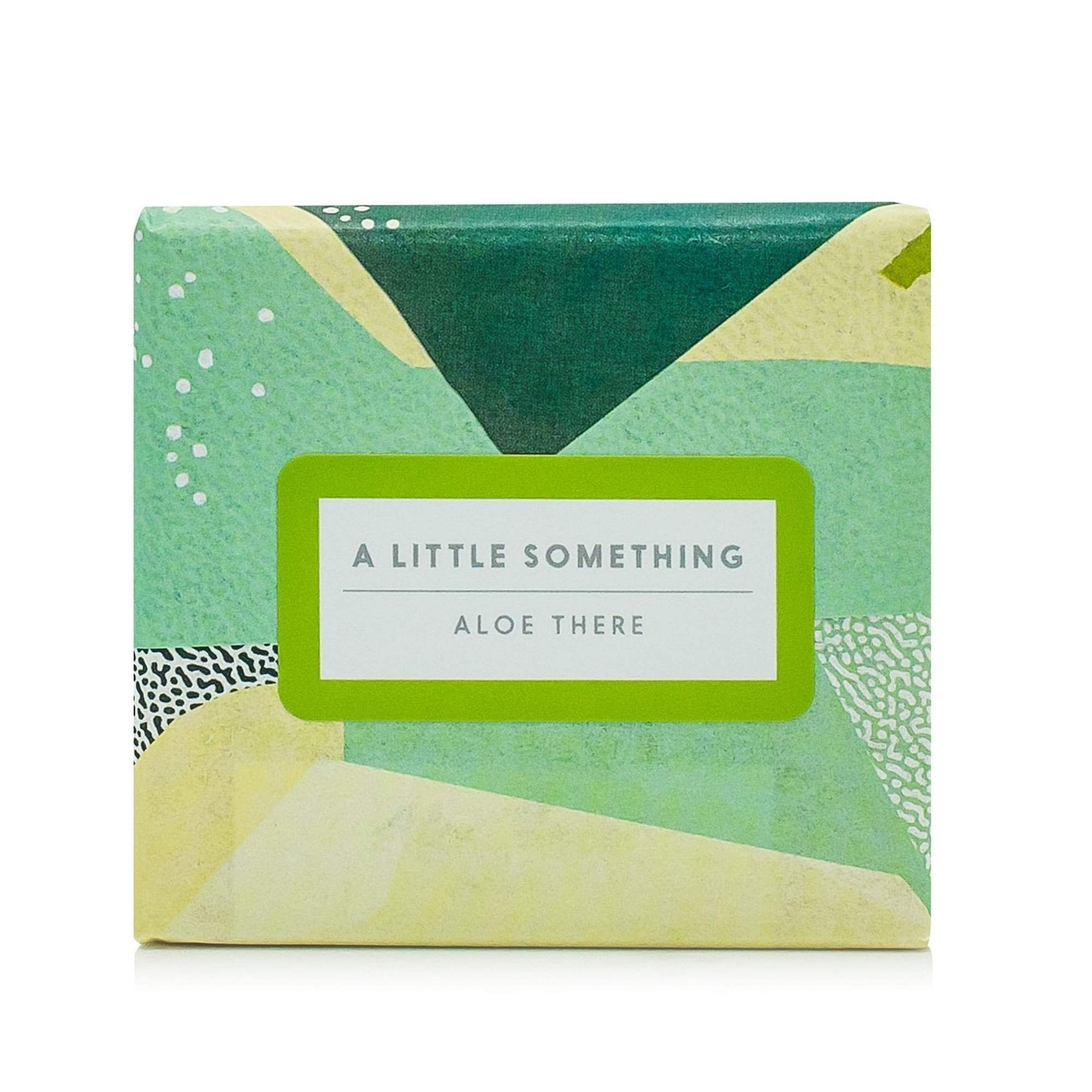 ROCKY MOUNTAIN SOAP CO. BIG BEAUTIFUL BAR SOAP - ALOE THERE