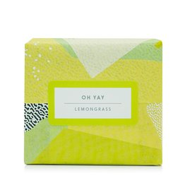 ROCKY MOUNTAIN SOAP CO. BIG BEAUTIFUL BAR SOAP - LEMONGRASS