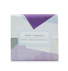 ROCKY MOUNTAIN SOAP CO. BIG BEAUTIFUL BAR SOAP - GOAT'S MILK + LAVENDER