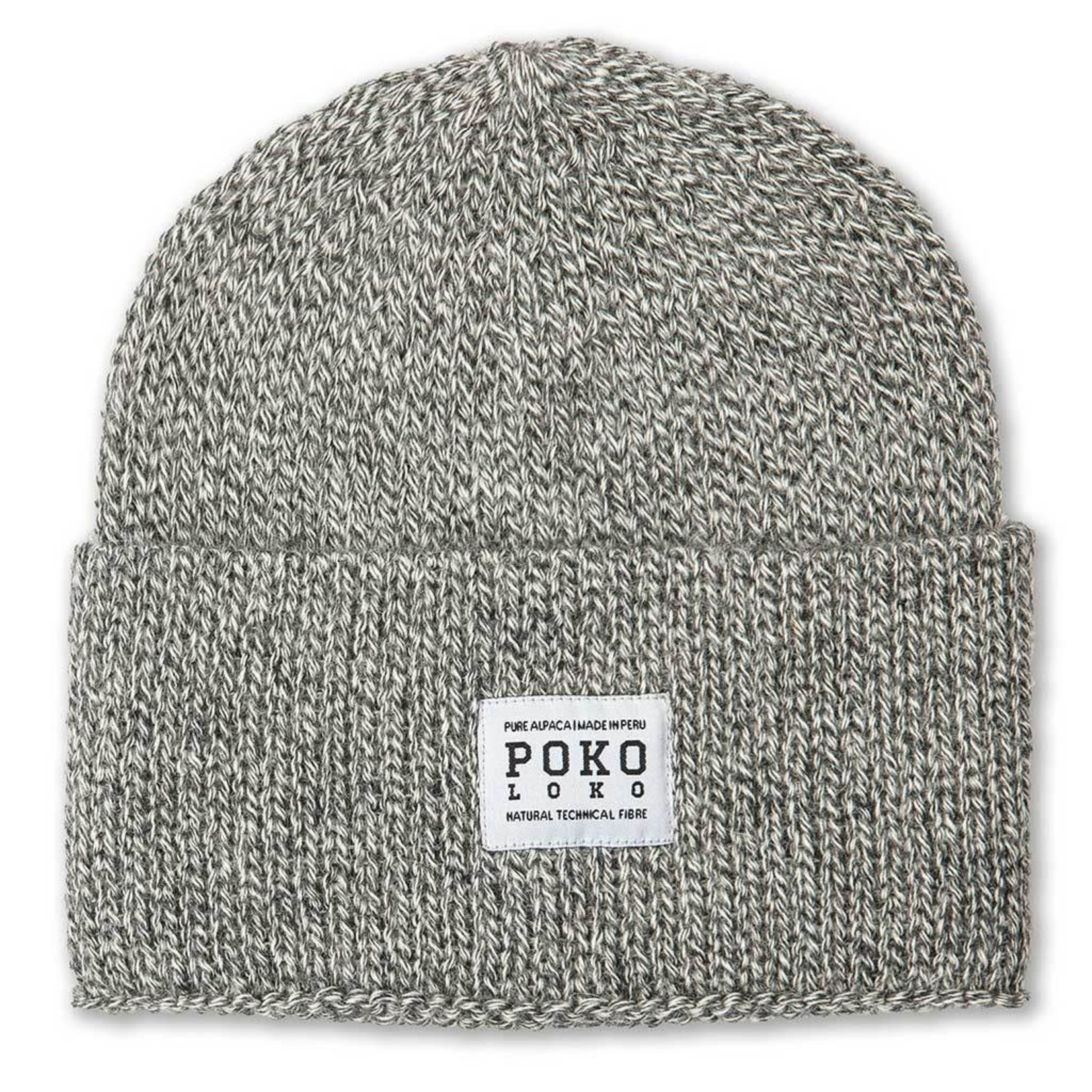 POKOLOKO THE FISHERMAN HAT - LIGHT GREY