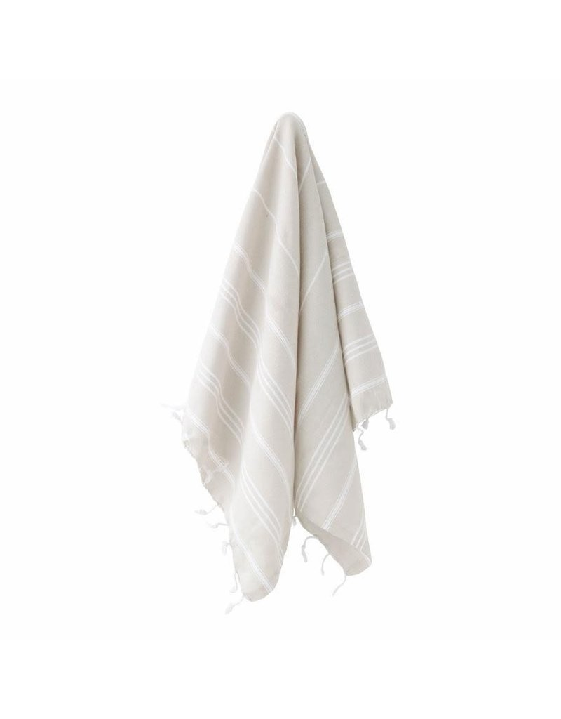 Marin Small Towel Beige