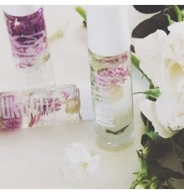 AROMATHERAPY FLORAL ROLLERBALL (4 Options)
