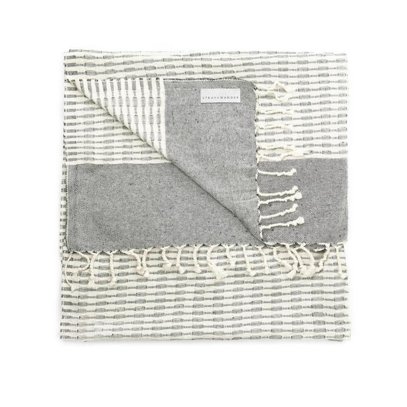 STRAY + WANDER COASTAL TOWEL