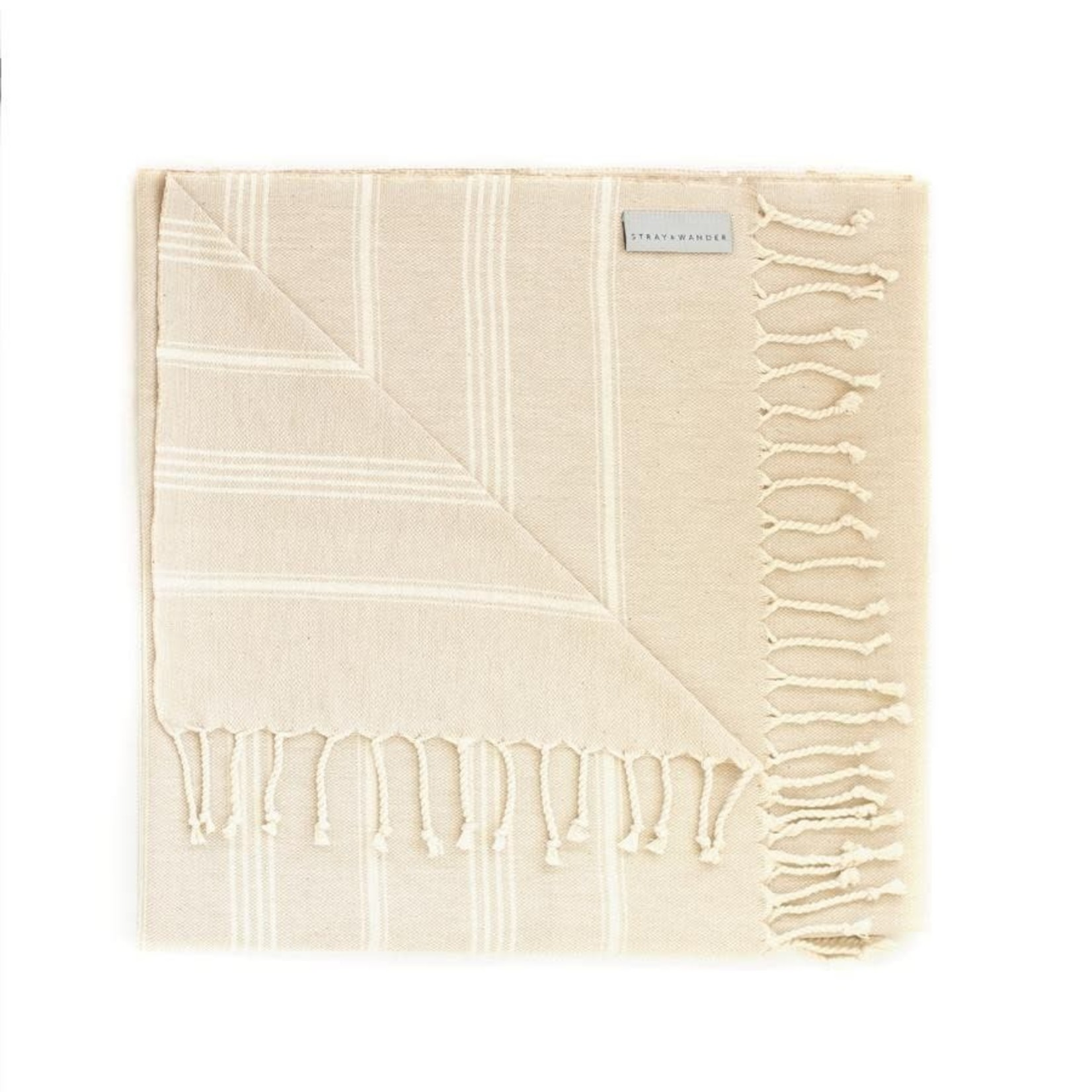 STRAY + WANDER COVE TOWEL