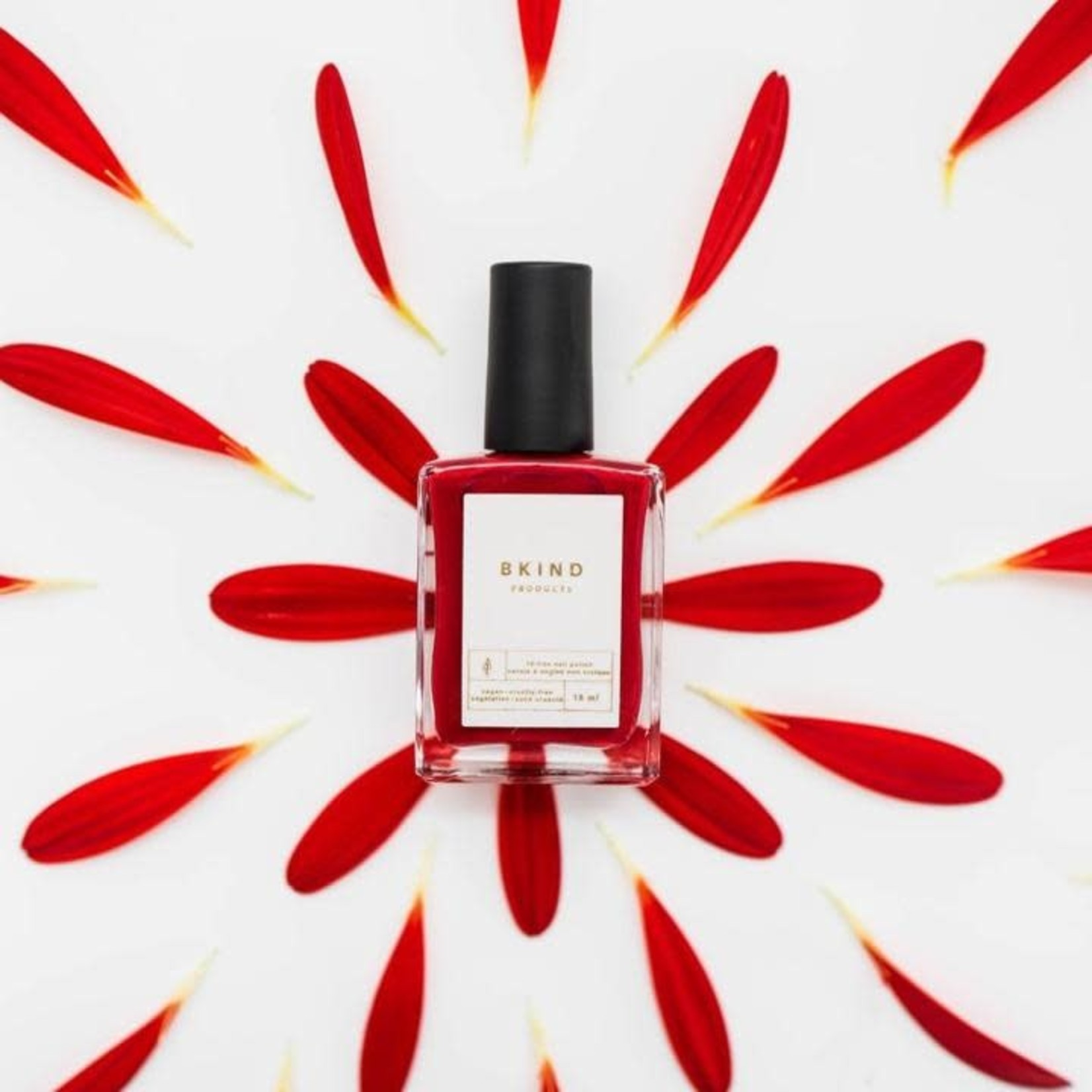 BKIND NAIL POLISH - LADY IN RED