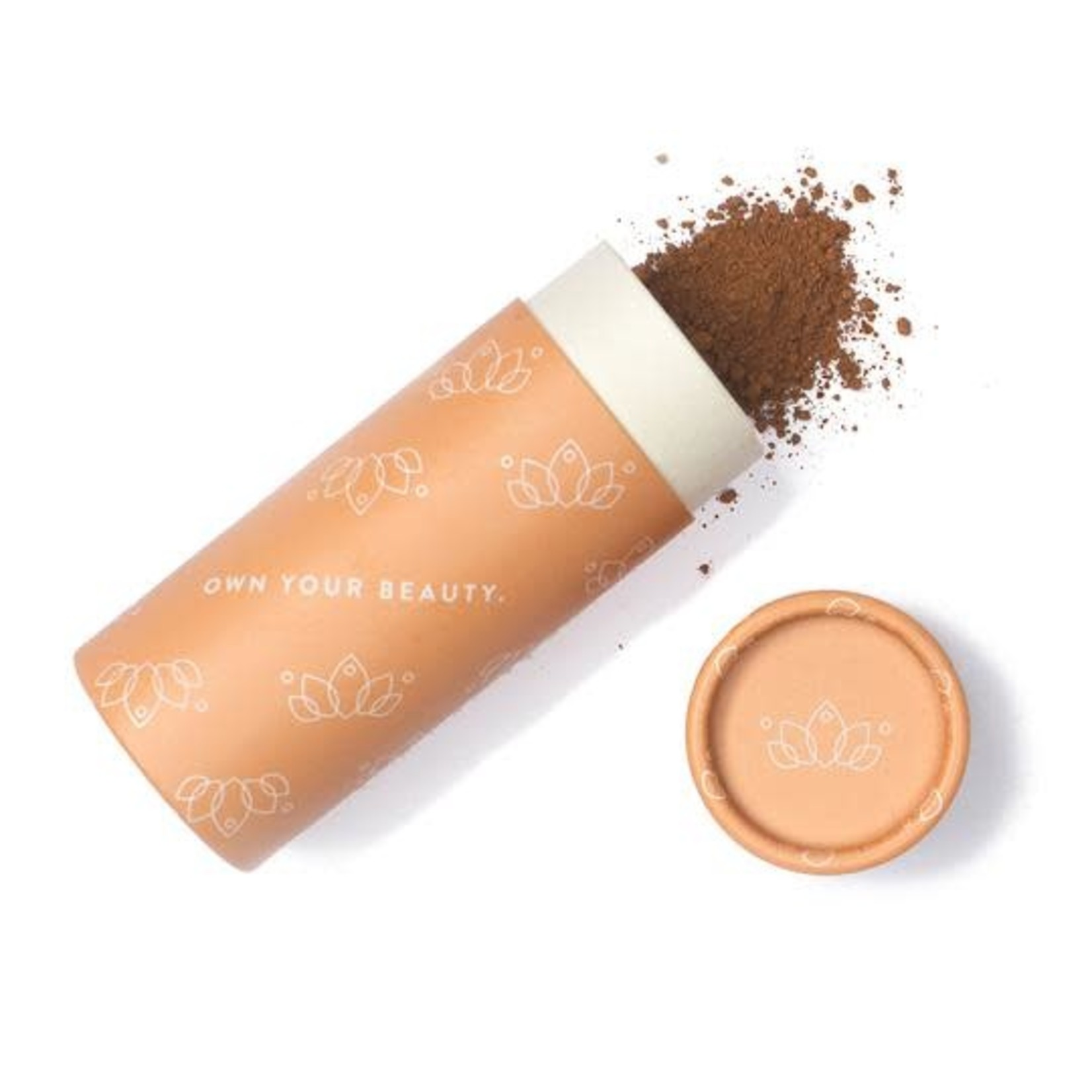ELATE COSMETICS UNIFY BRONZE POWDER - DEEP