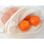 OKO CREATIONS ORGANIC COTTON PRODUCE BAG - MEDIUM
