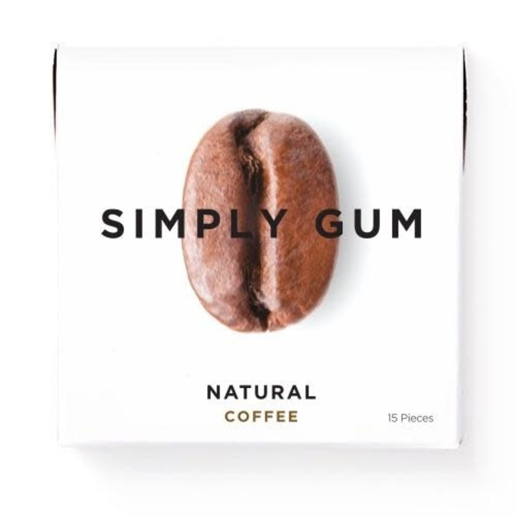 SIMPLY GUM COFFEE GUM