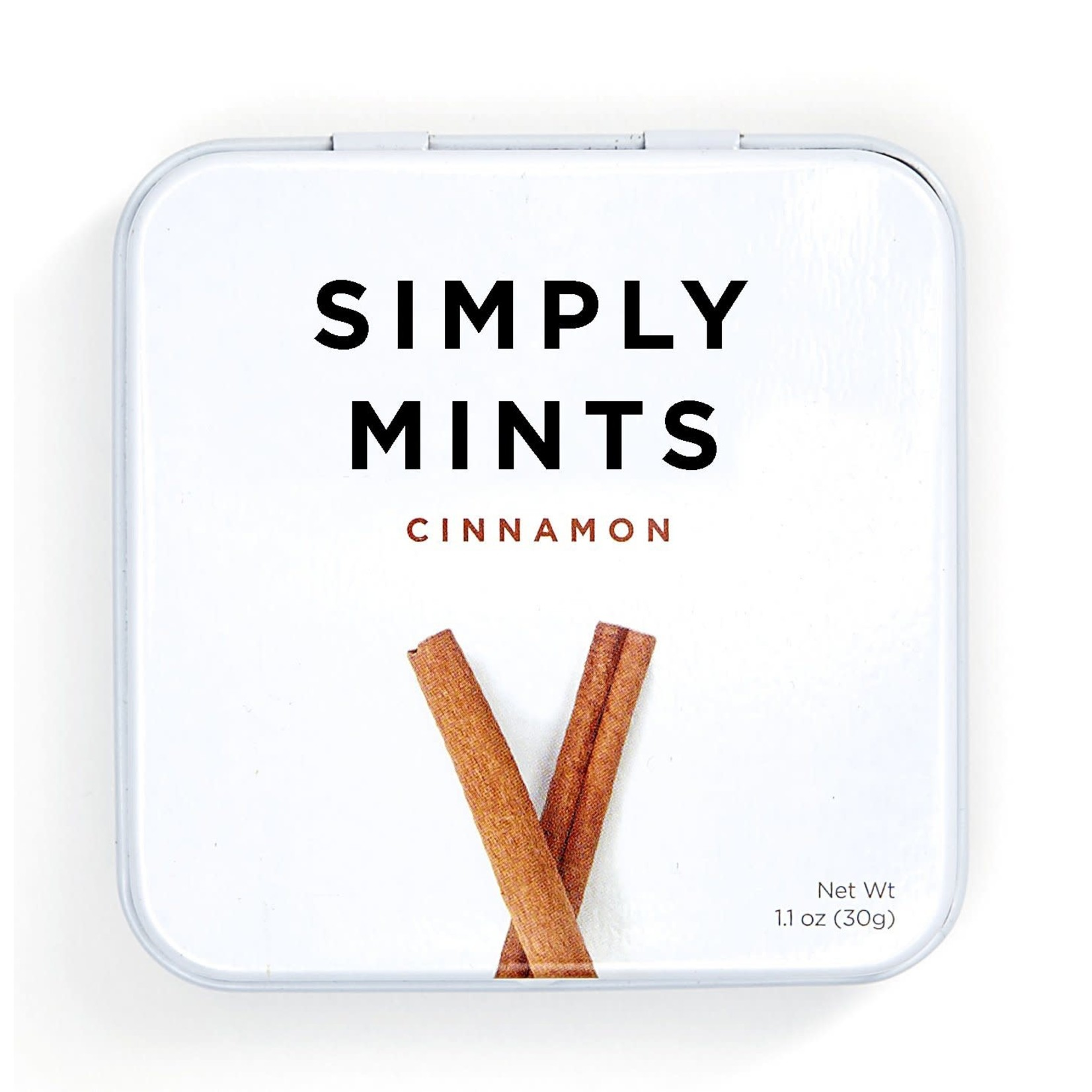 SIMPLY GUM CINNAMON MINTS