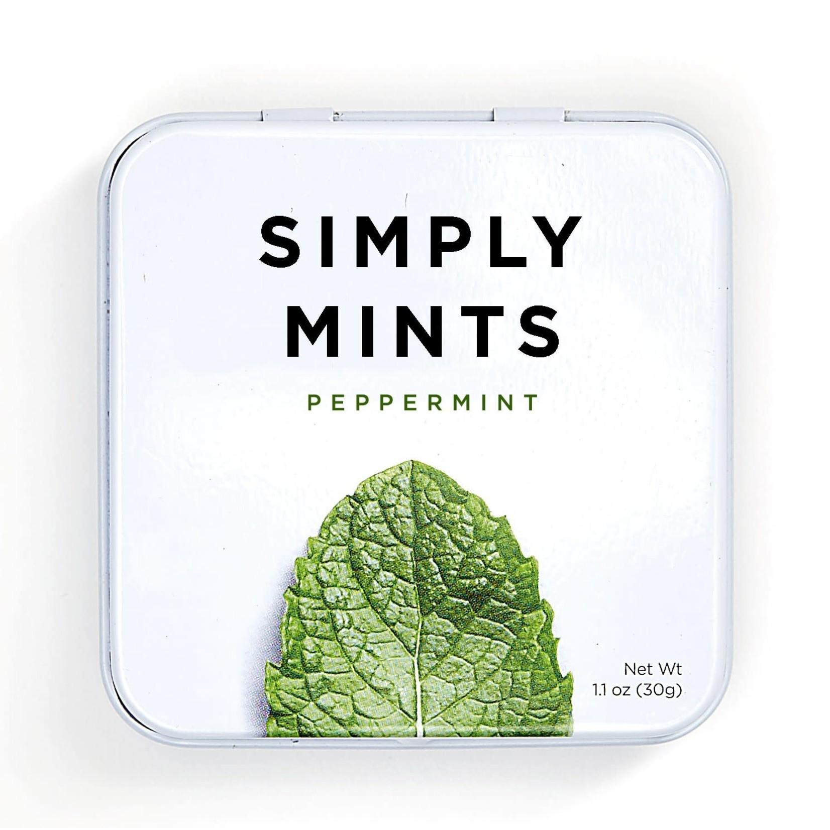 PEPPERMINT MINTS