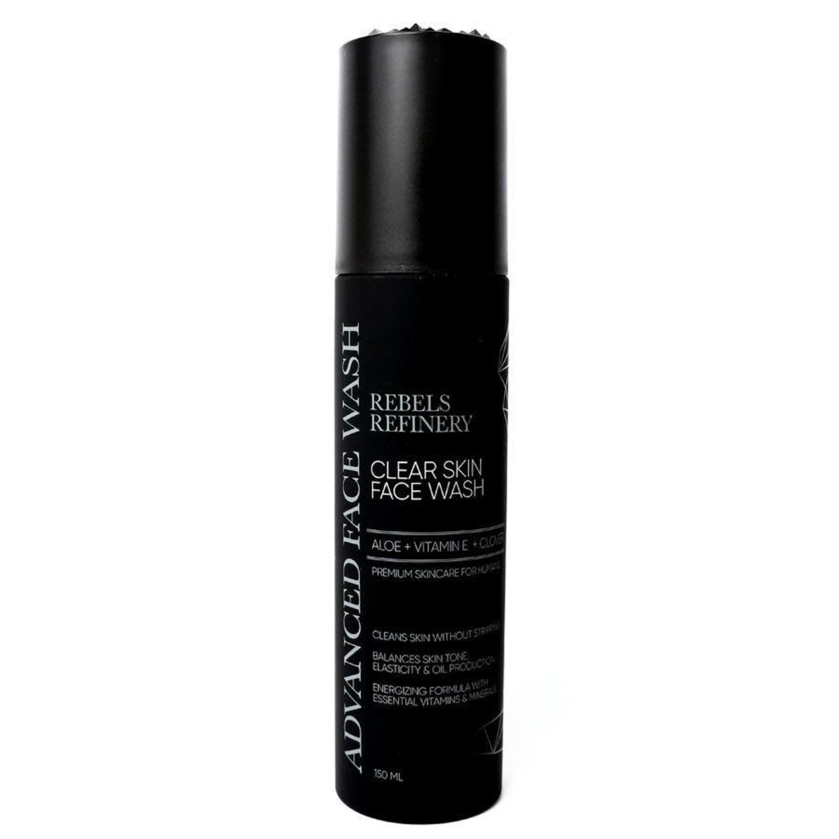 REBELS REFINERY CLEAR SKIN FACE WASH