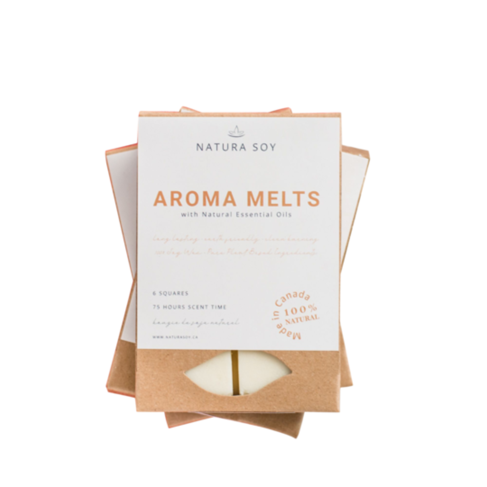 NATURA SOY Aroma Melts Sage Berry