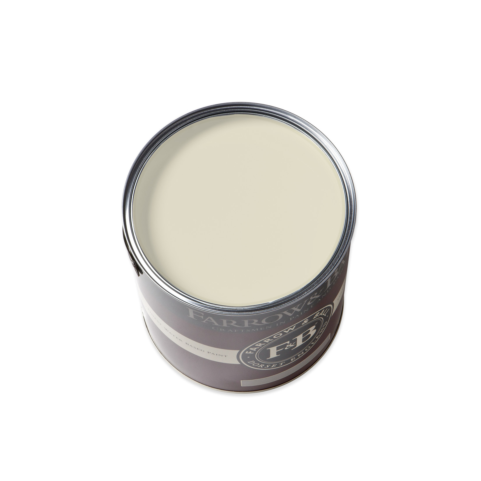 FARROW & BALL LIME WHITE - No. 1