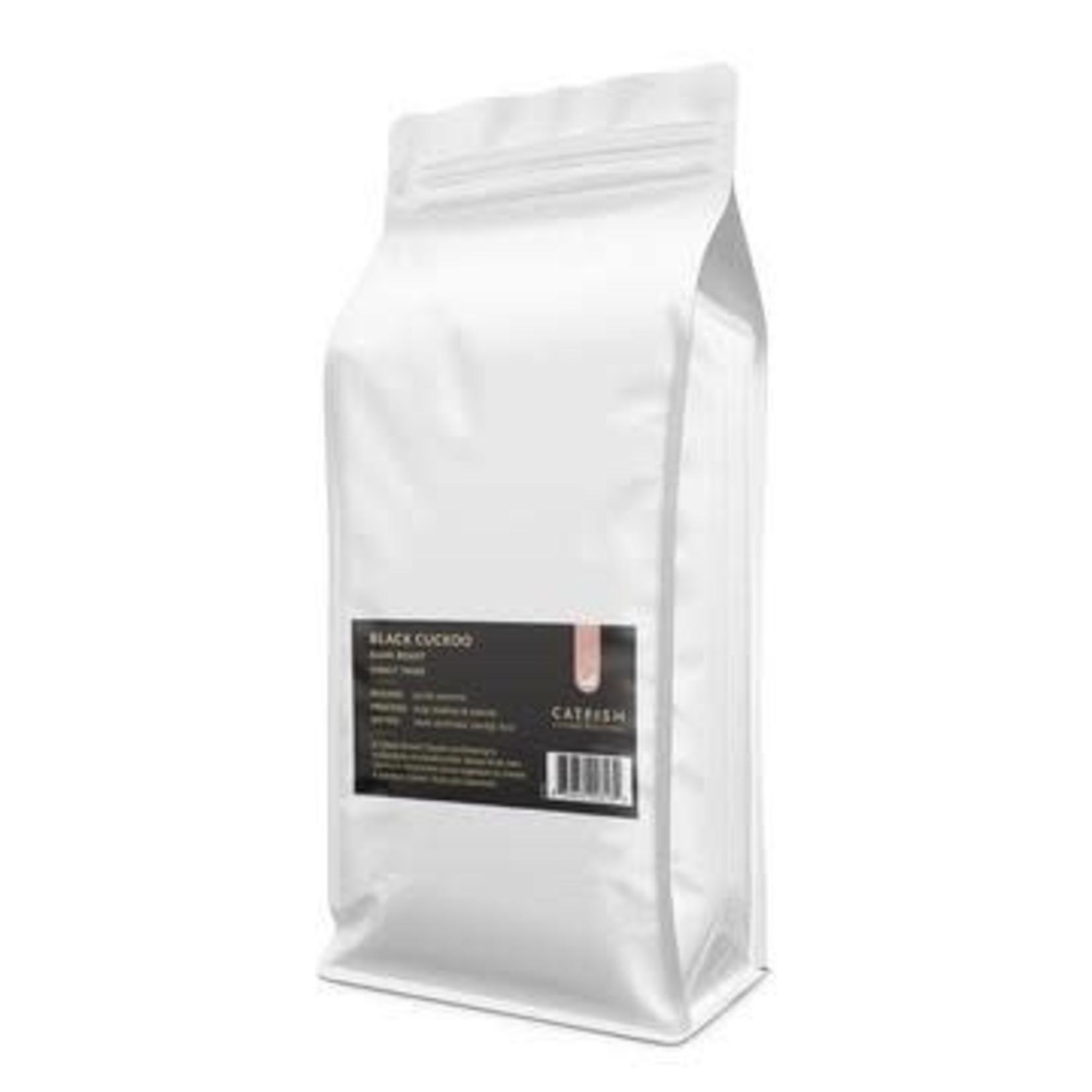 CATFISH COFFEE BLACK CUCKOO (Dark Roast)