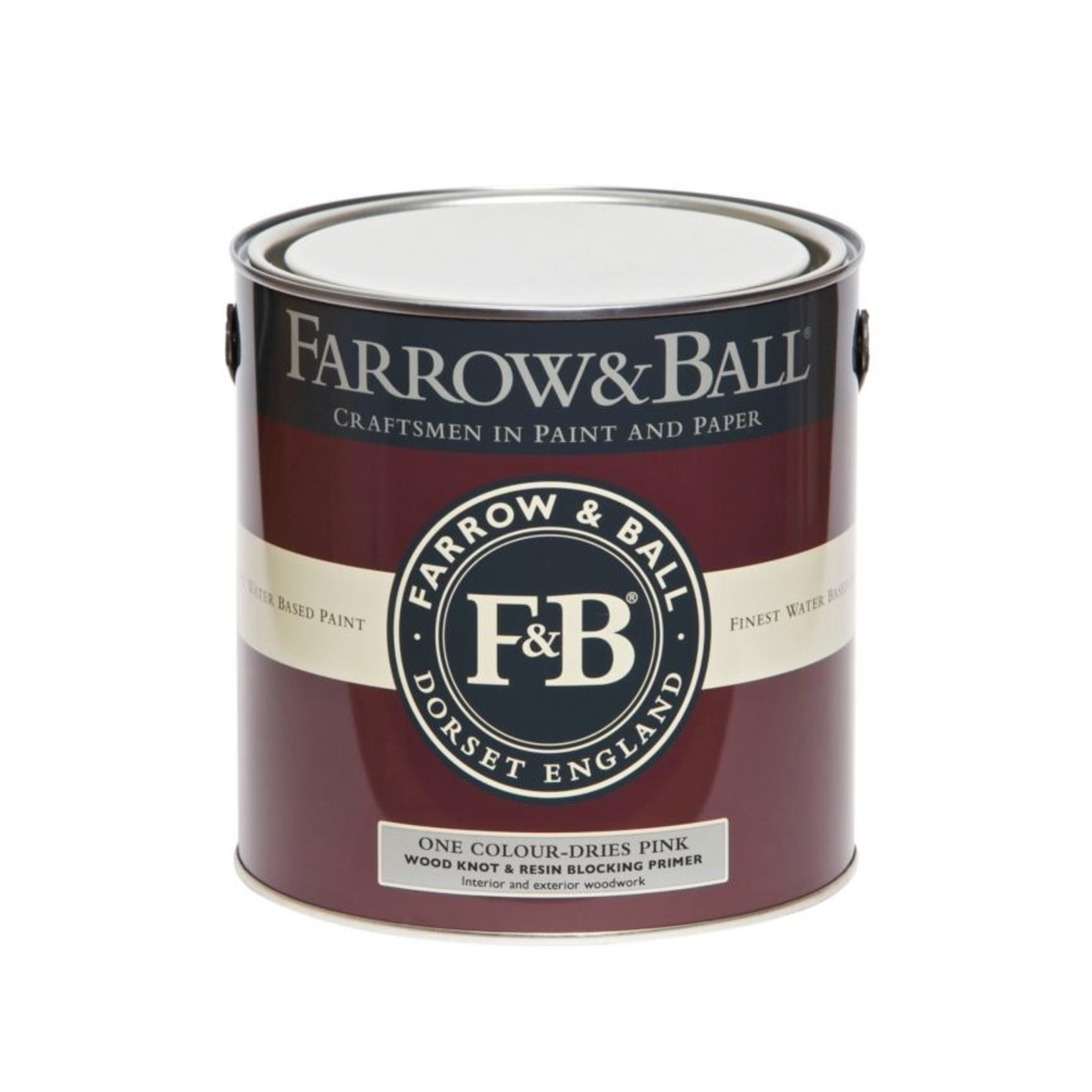 FARROW & BALL WOOD KNOT + RESIN BLOCKING PRIMER