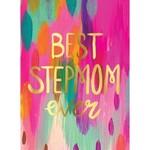 BEST STEPMOM EVER CARD