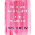 GREAT DAUGHTER CARD