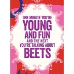 TALKING ABOUT BEETS CARD