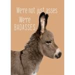 BADASSES CARD
