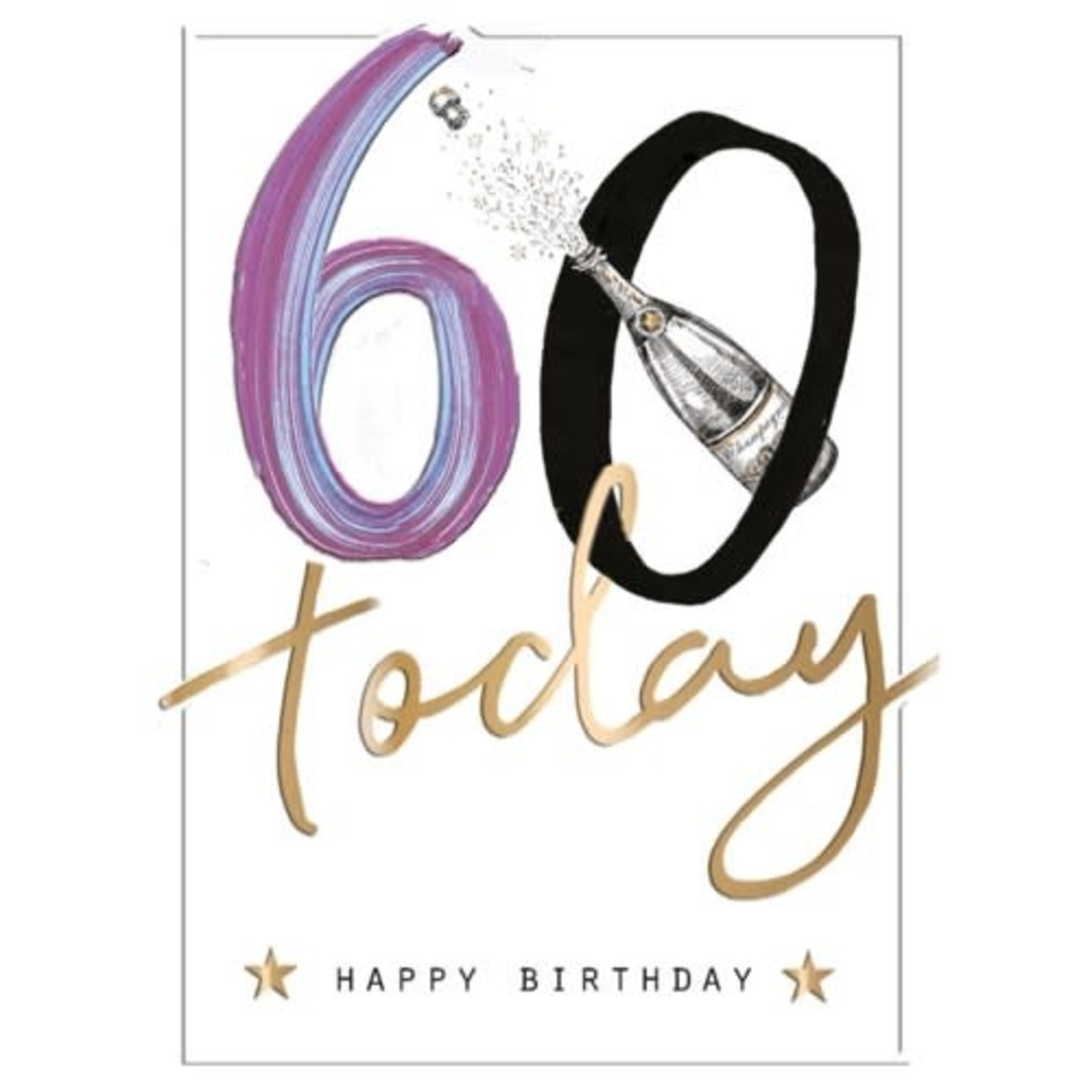 60 TODAY CARD