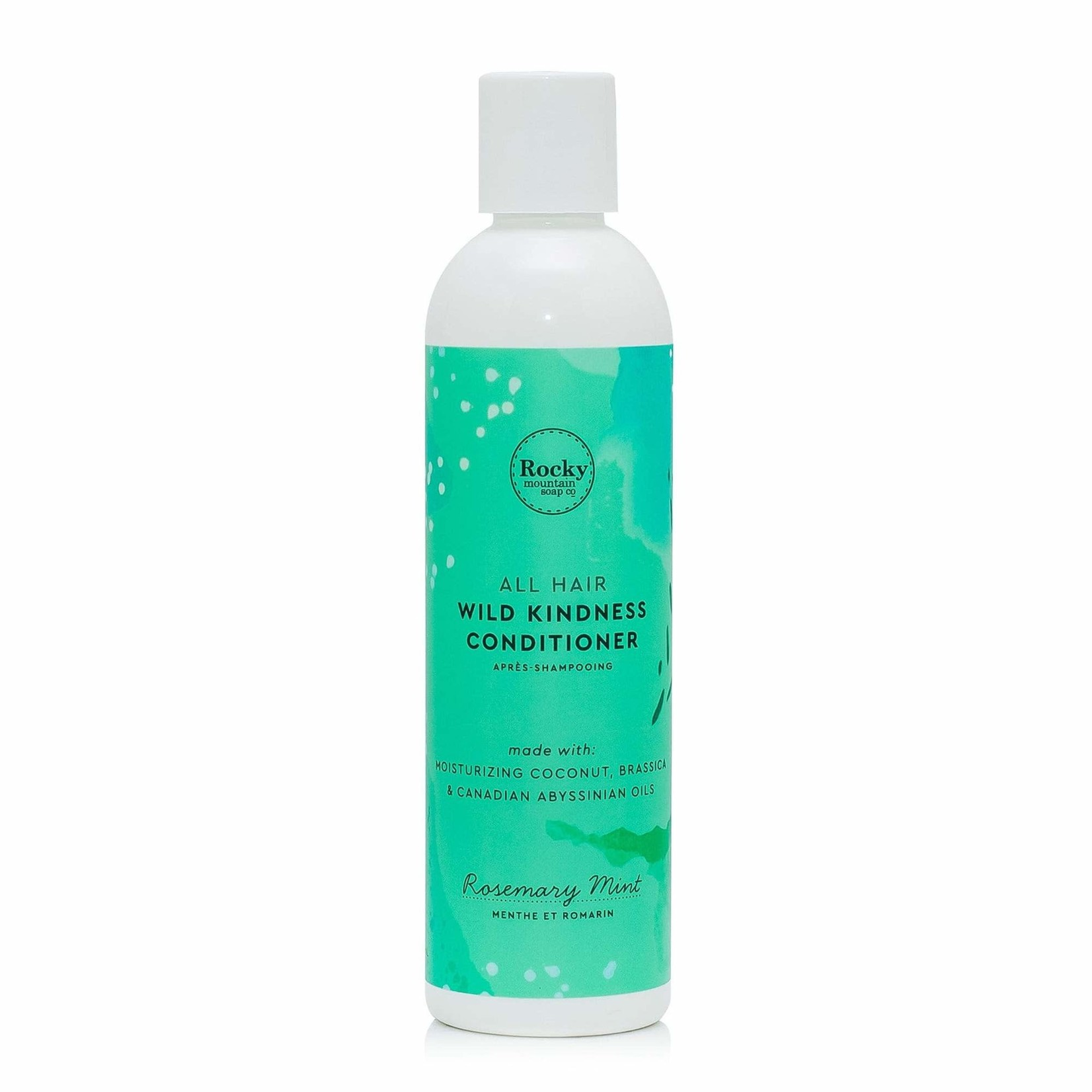 ROCKY MOUNTAIN SOAP CO. WILD KINDNESS CONDITIONER - ROSEMARY MINT