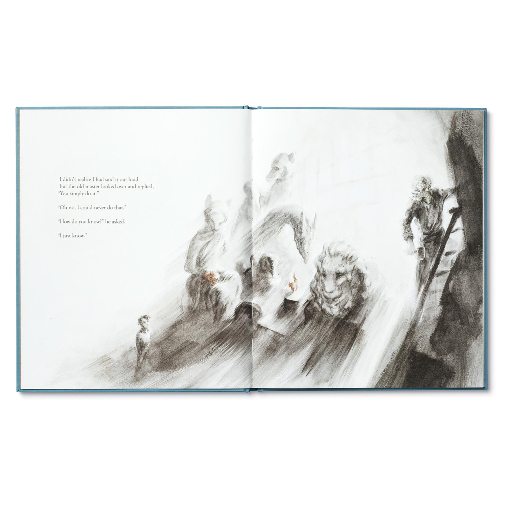COMPENDIUM ILLUSTRATED BOOK - TRYING