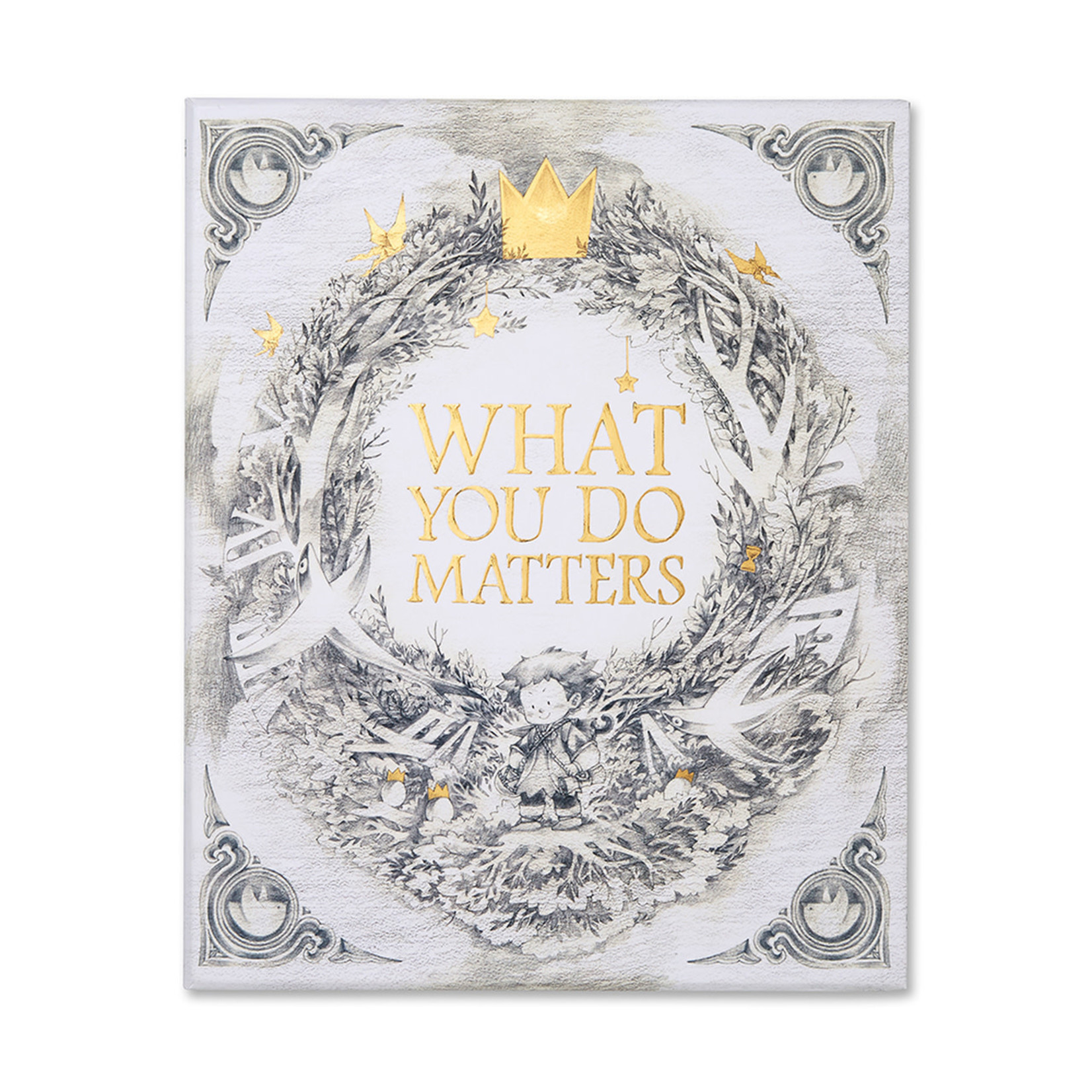 BOXED SET - WHAT YOU DO MATTERS