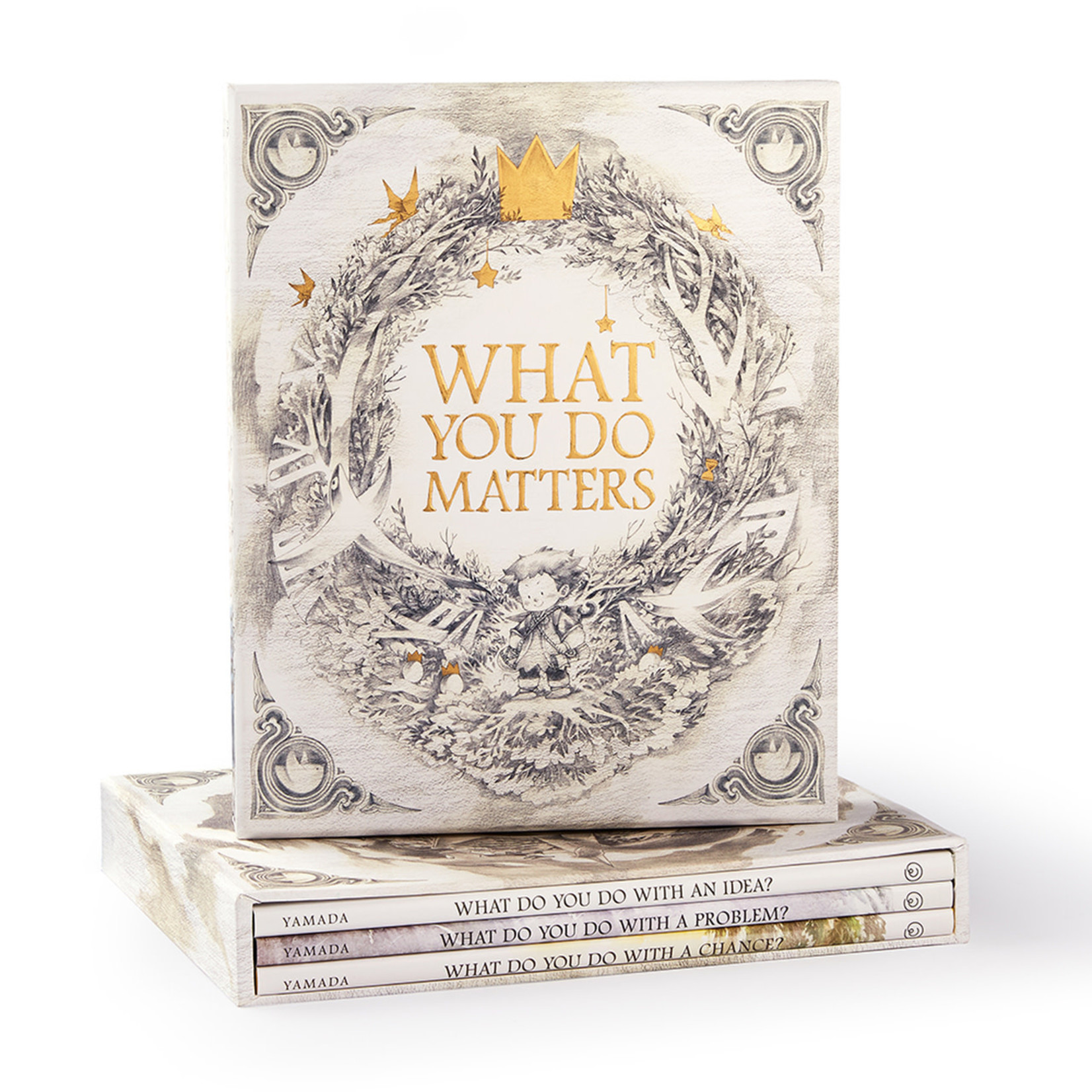 COMPENDIUM BOXED SET - WHAT YOU DO MATTERS