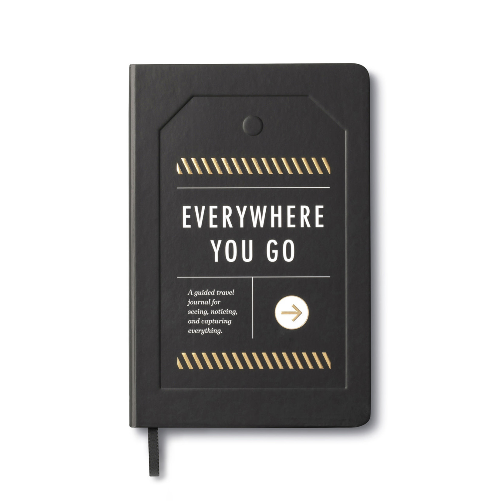 COMPENDIUM GUIDED JOURNAL - EVERYWHERE YOU GO