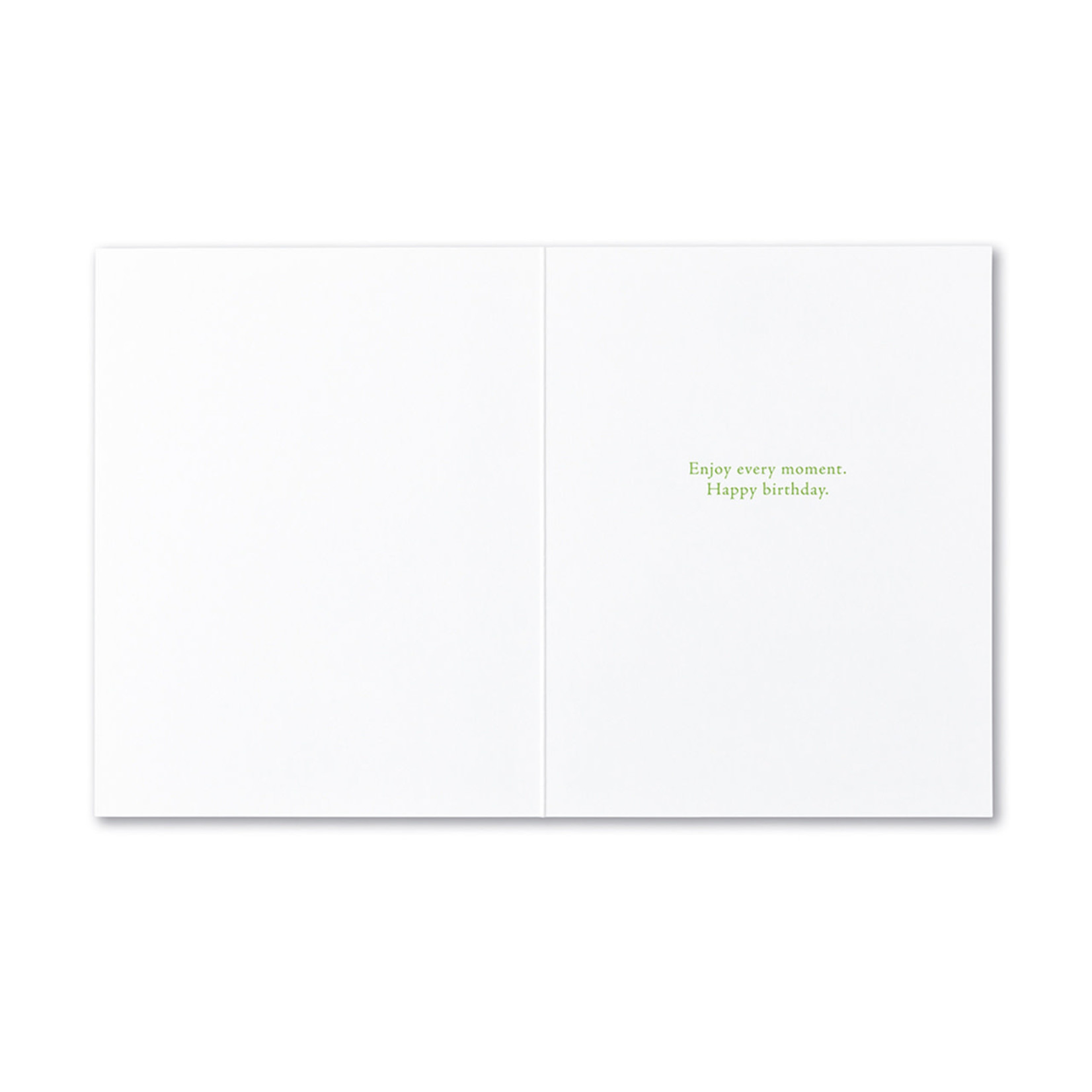 AT THE END OF THE DAY CARD