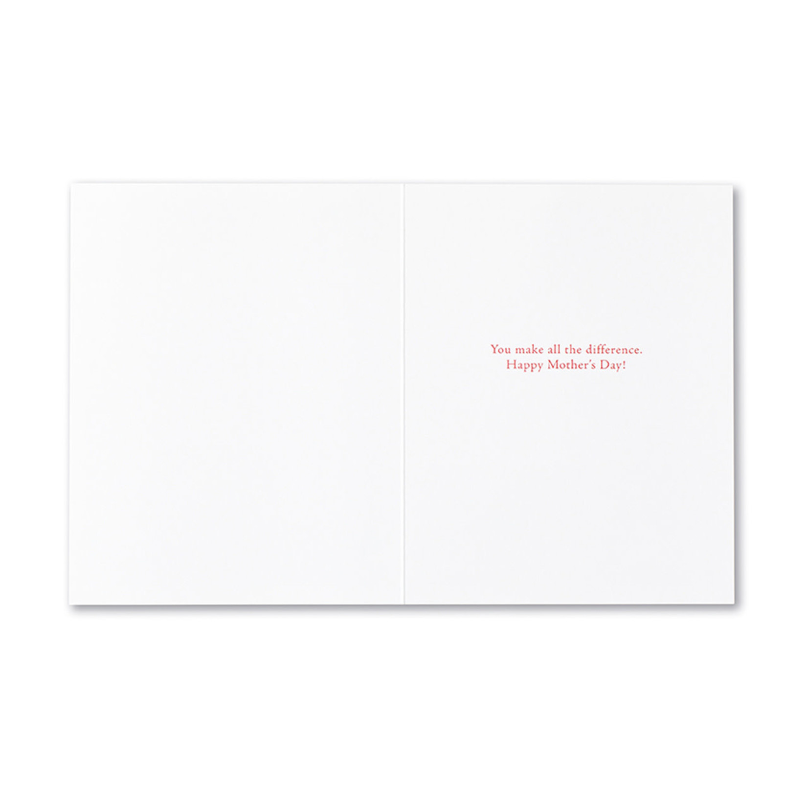 GREAT THINGS ARE MADE CARD