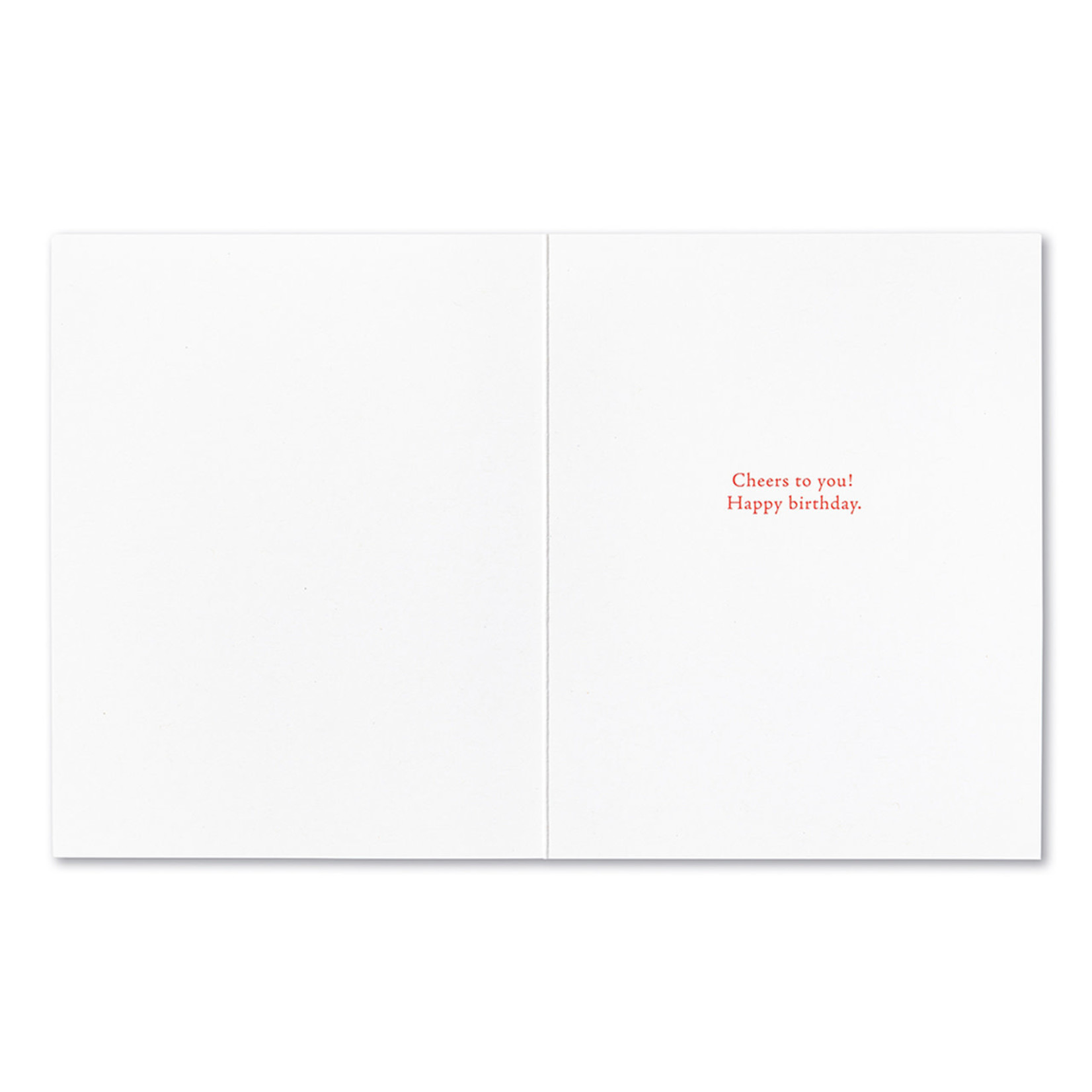 LET US CELEBRATE THE OCCASION CARD
